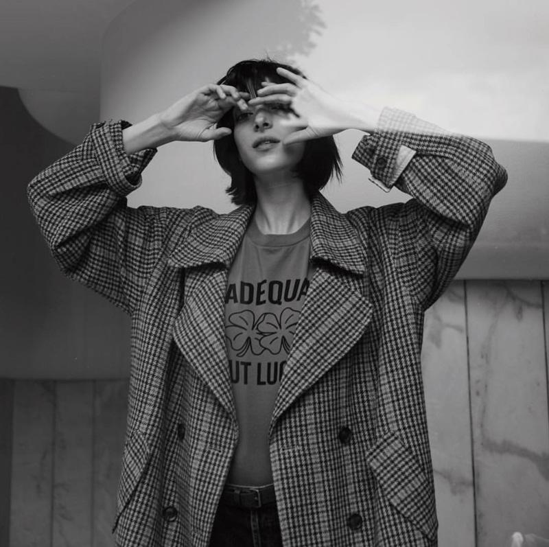 Smoda Pull & Bear – Naomi Gayoso