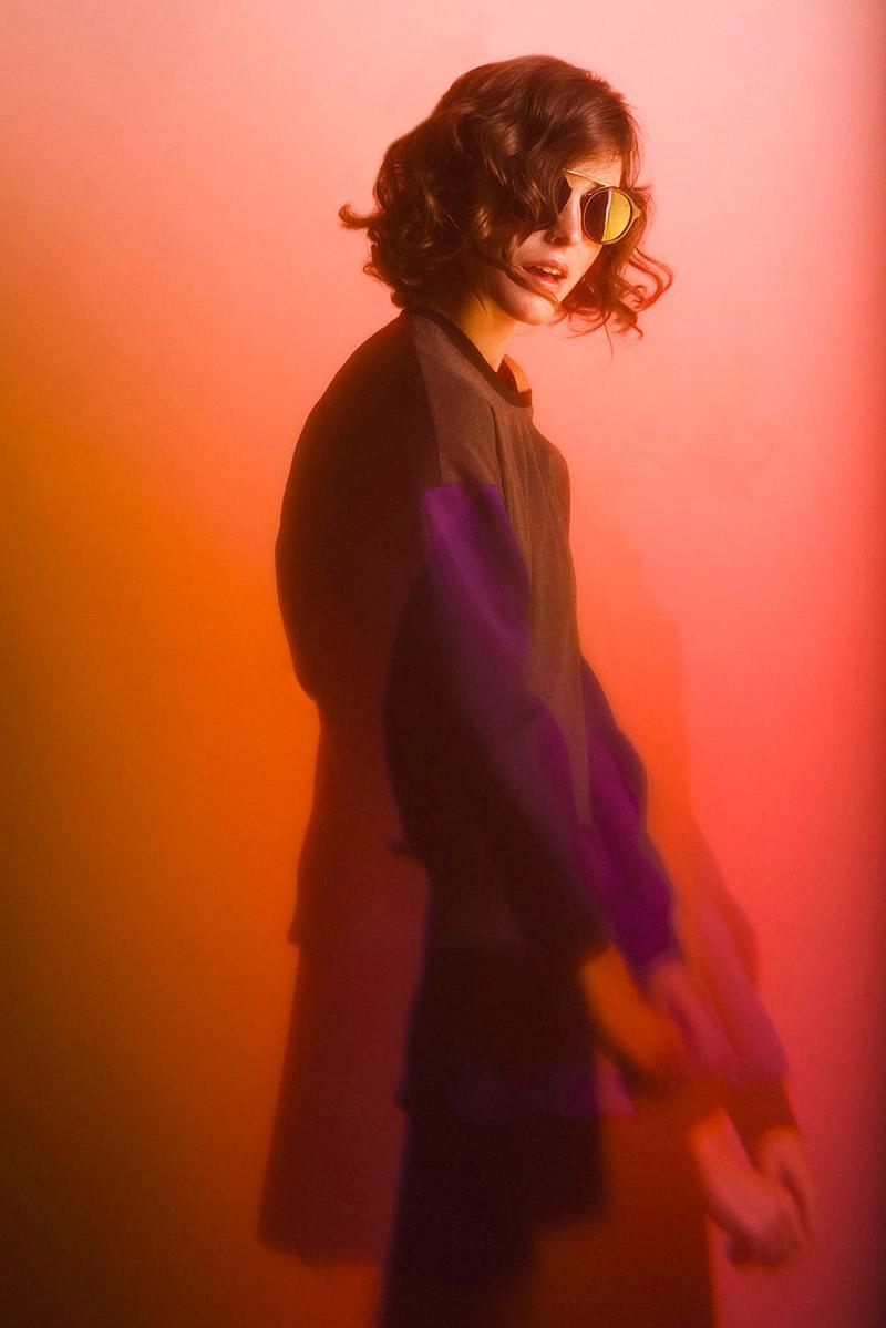 Silvina Souza Is Not Always Pink Kluid Magazine  – Fashion Woman report 31