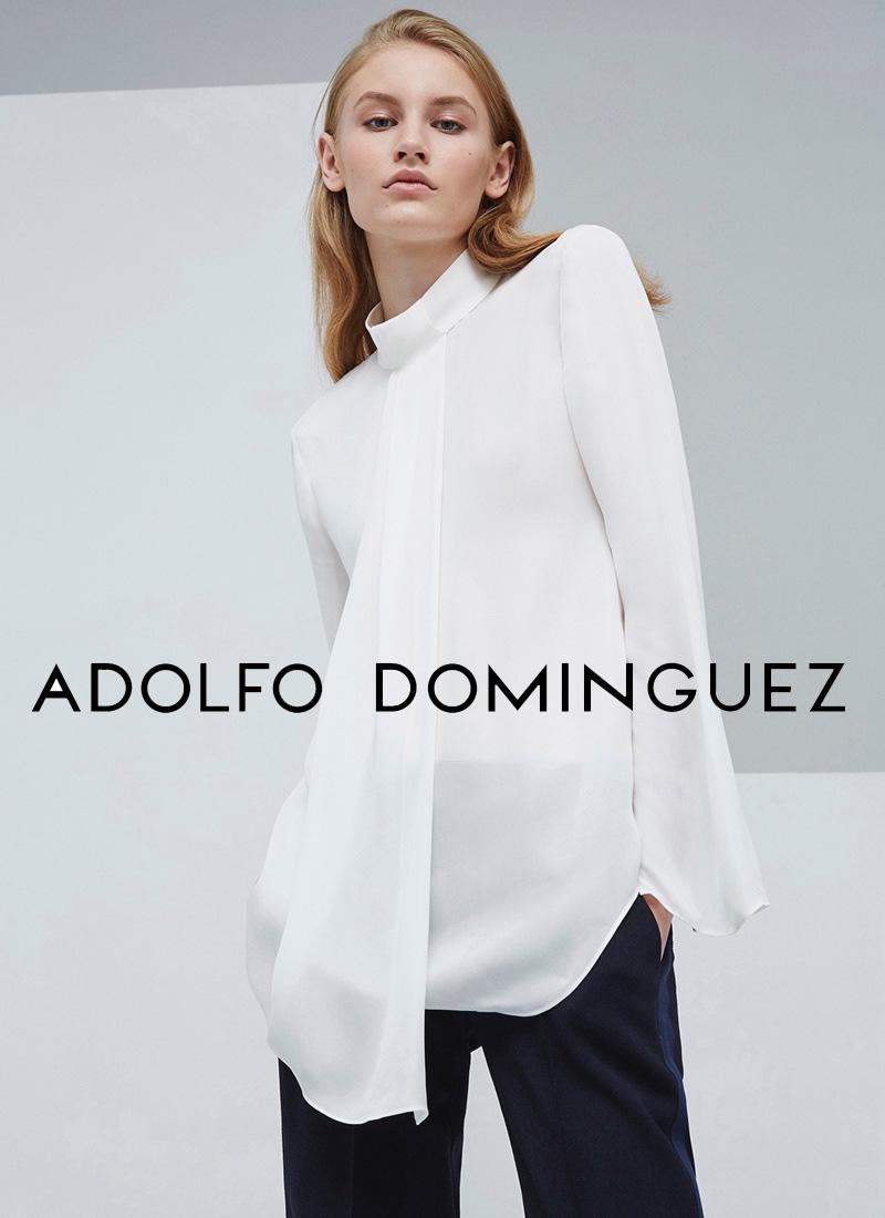 Adolfo Dominguez – Miguel Angel Tragacete