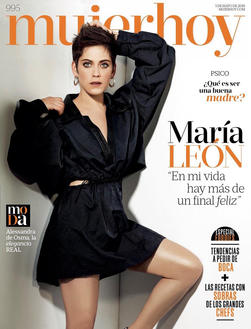 MH-Maria Leon por Pedro Cedeño
