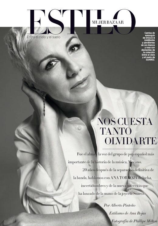 Ana Torroja-Harper´s Bazaar
