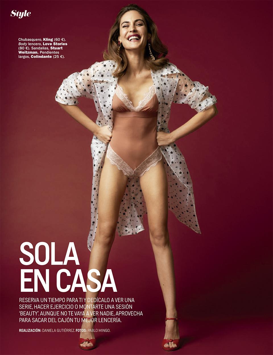 Cosmopolitan Hair & Make-Up Naomi Gayoso