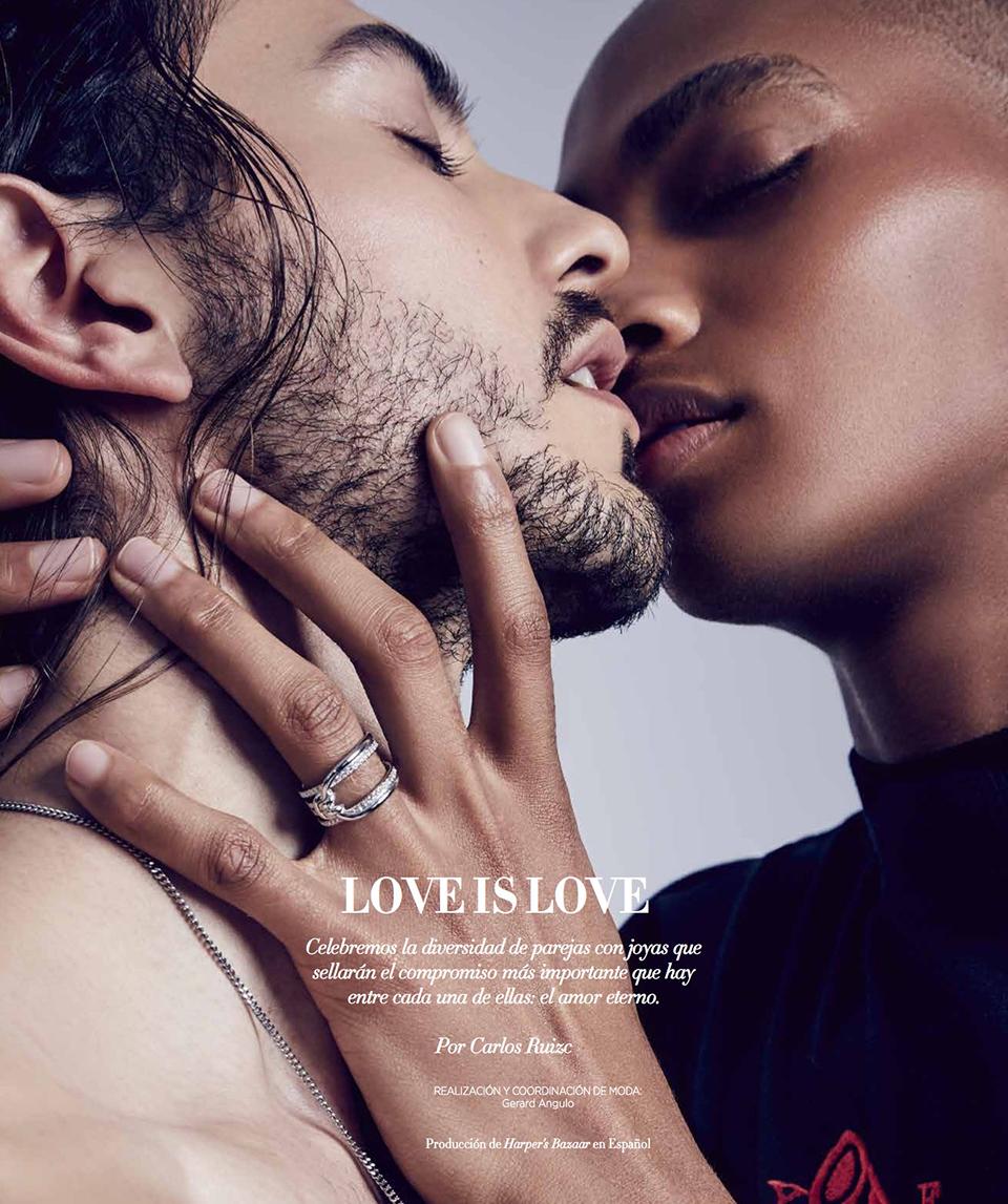 LOVE IS LOVE GIO VARELA