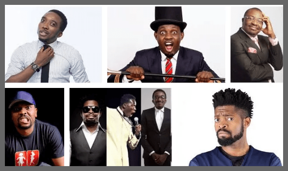Top Richest Comedians