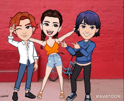 Avatoon App Download How To Create Avatar And Cartoon Yourself