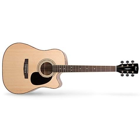 Cort semi acoustic guitar