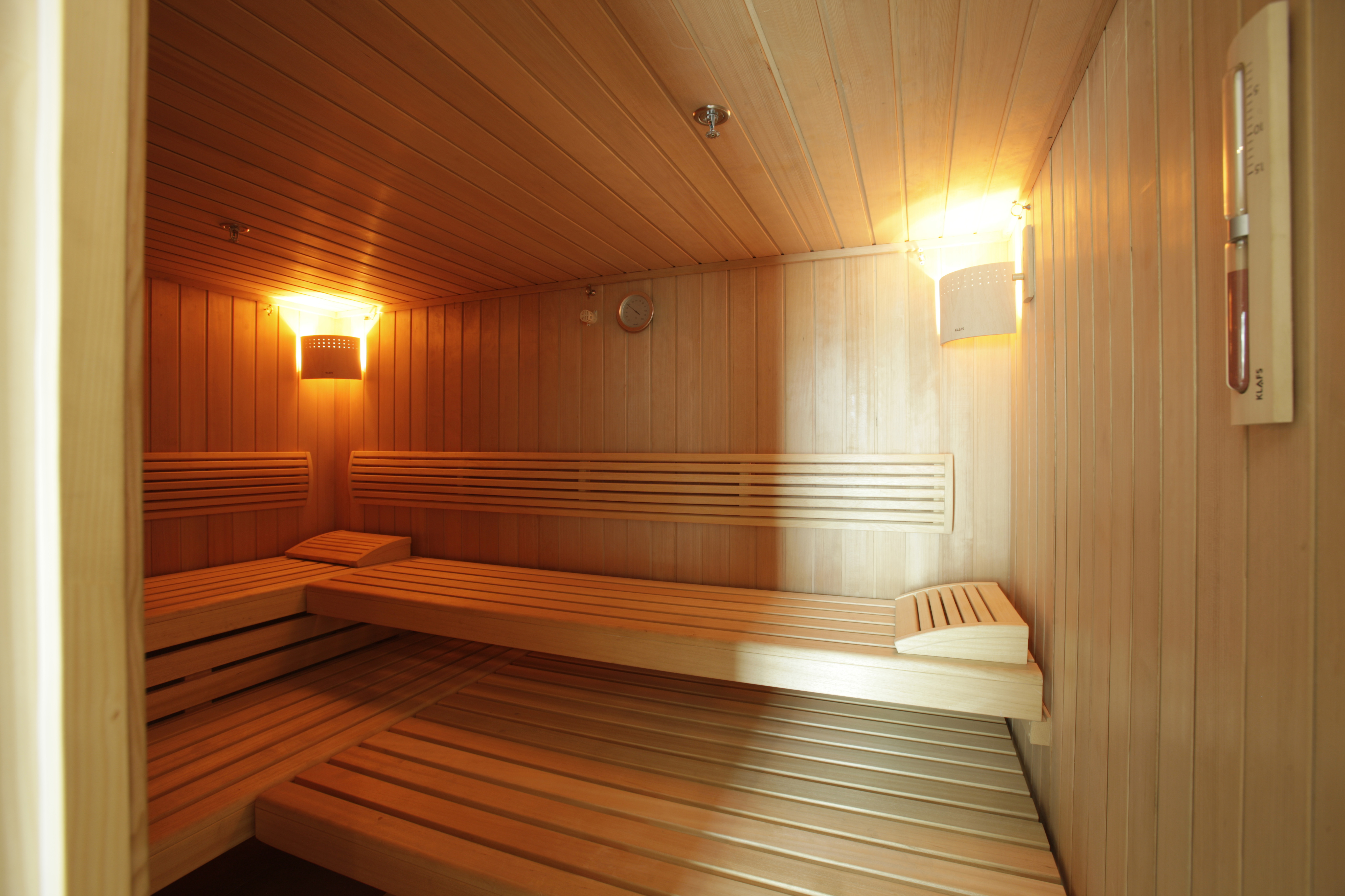 Sauna St Petersburg Spa Hotel With Pool And Sauna In St