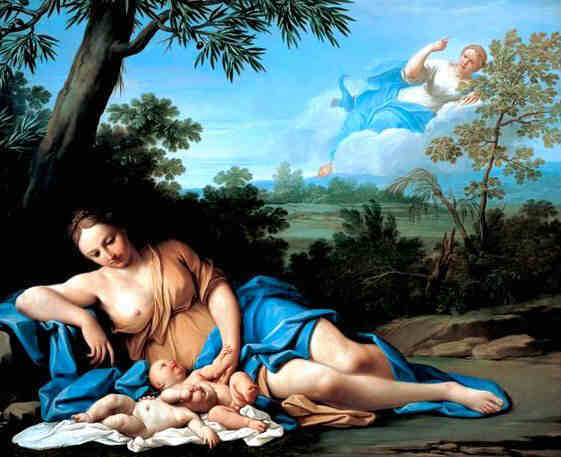 Image result for leto goddess of motherhood