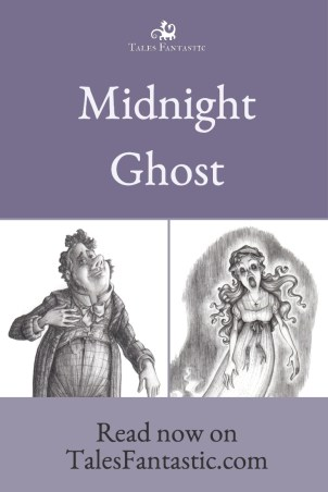 Midnight Ghost Short Story #ghost #spooky #halloween #ghoststory