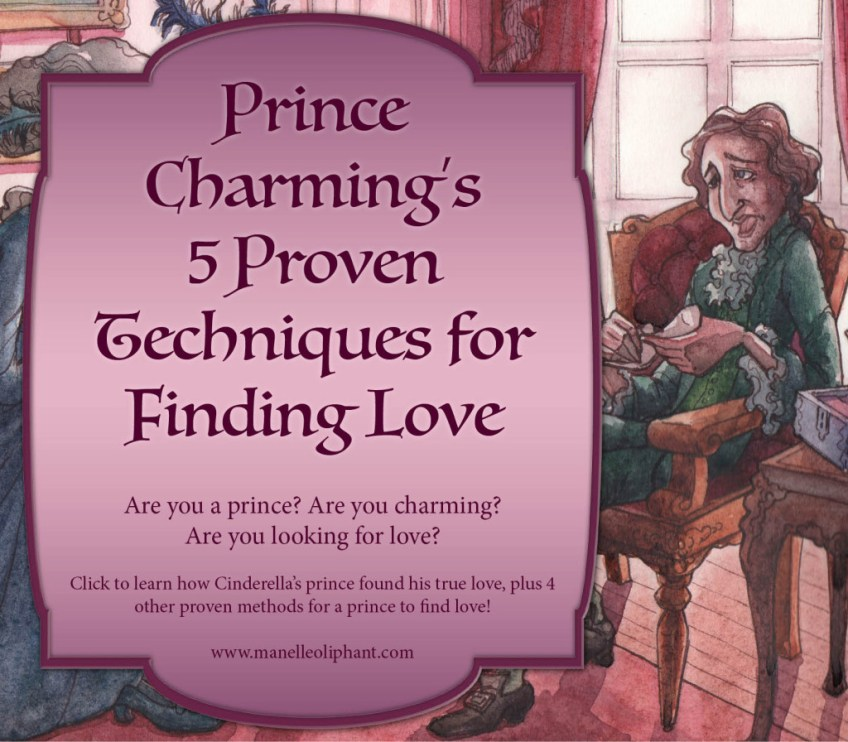Prince Charming's 5 Proven Techniques for Finding Love