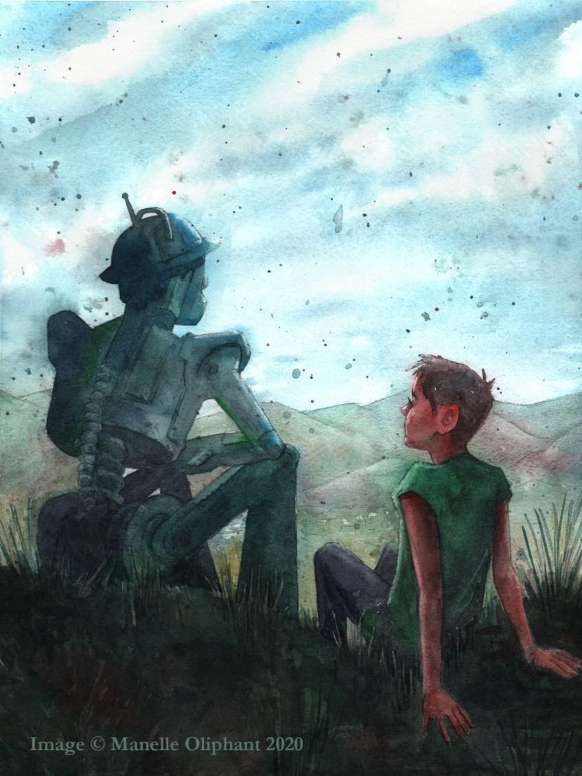 Robot Graveyard