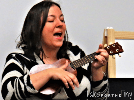 Tuesday Toolbox-The ukulele is something I am proud to bring to my storytimes! - talesforthetiny.com
