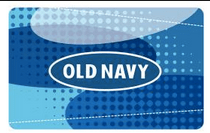 $50 Old Navy e Gift Card Giveaway! Ends 11/19