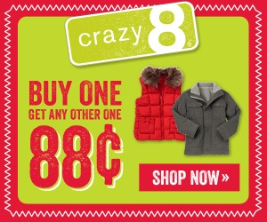 *HOT SALE* Crazy 8: Buy 1 Get ANY other for $0.88!