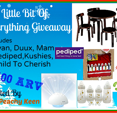 Little Bit Of Everything Giveaway! Three Winners! Ends 11/28