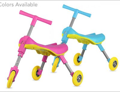 *Hot* Fly Bike foldable Scooters for toddlers just $25!!! Would be perfect for Christmas!