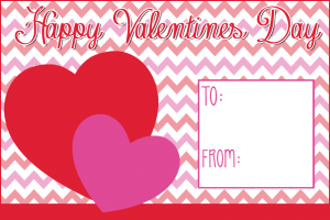 *Cute Valentines Day Card Printables for Kids*