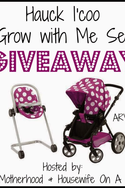 I'coo Grow with Me Set Giveaway! 10/06
