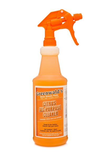 Greenwald's All Purpose Cleaner Kit