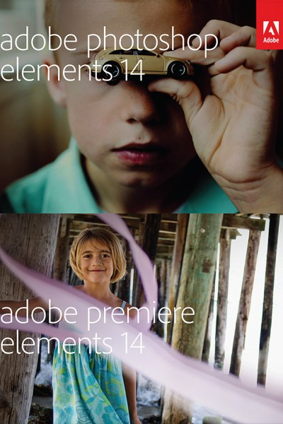 Take your photos to the next level with Adobe Photoshop Elements 14