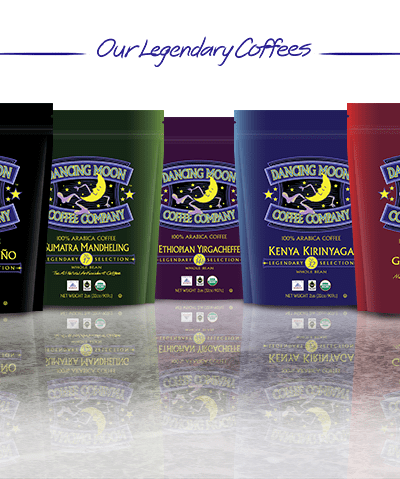 Great Coffee that helps Support the Marines