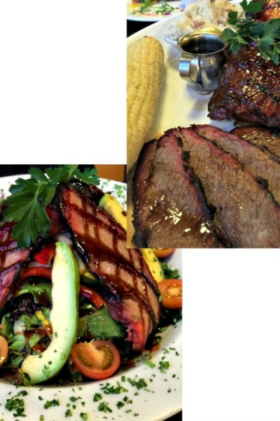 Lucille's Smokehouse Bar-B-Que a dinner to remember!