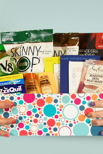 Sample Tuesday is Coming!! Sample products for FREE!