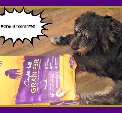 Wellness® #GrainFreeForMe Solutions for your dog