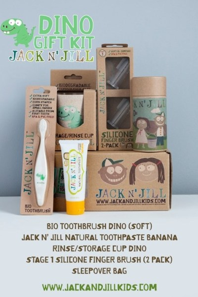 Jack and Jill Toothbrushing Kits for Kids!