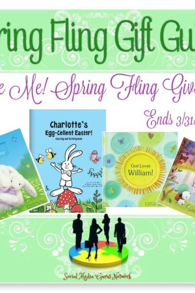 I See Me! Spring Fling Giveaway!