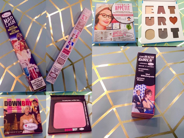 The Balm Cosmetics Giveaway
