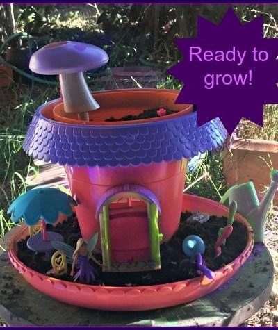 My Fairy Garden: Kids Personal Garden Set