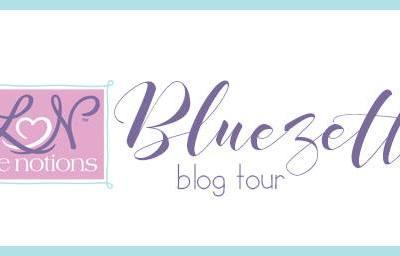 Love Notions Bluezette Dress Pattern 2 Year Anniversary!
