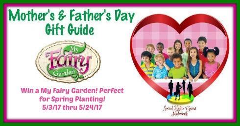 My Fairy Garden Giveaway!