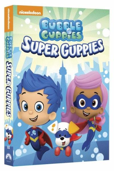 Bubble Guppies: Super Guppies New May 16!