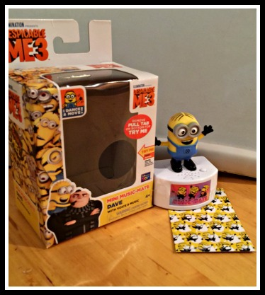 $15 iTunes Card and a ThinkFun Interactive Minion Despicable Me 3