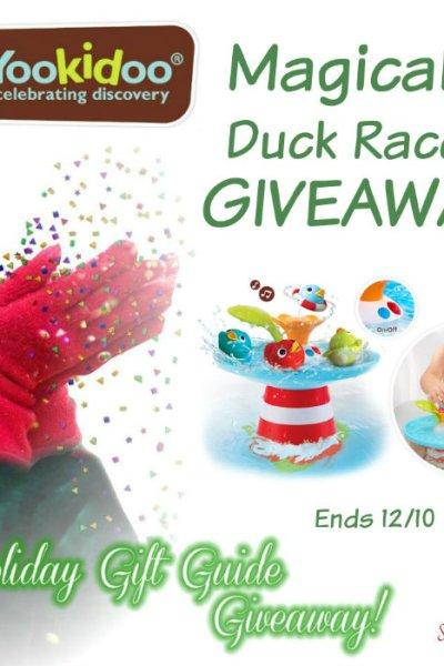 The Yookidoo Musical Duck Race Giveaway! Ends 12/10 @Yookidoo @SMGurusNetwork