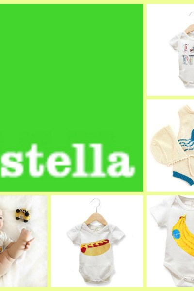 Organic Baby Clothes from Estella