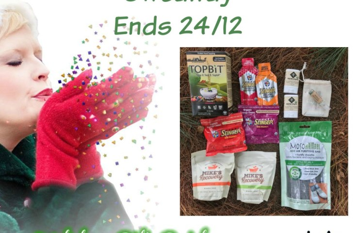 Healthy Green Box Giveaway Ends 12/24