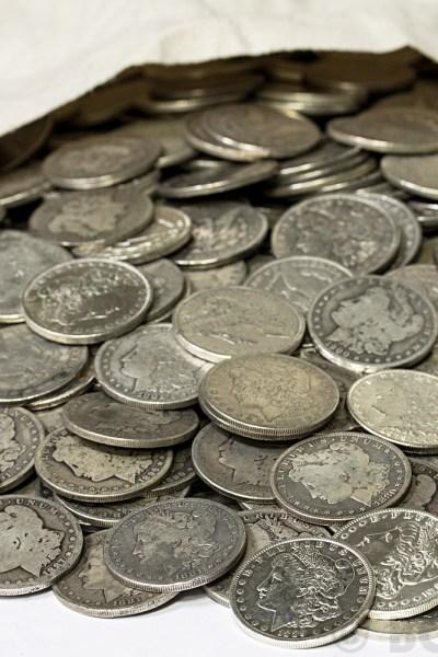 Morgan Silver Dollars – a 101