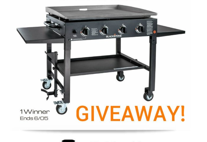 "Blackstone Products 36"" Outdoor Griddle Giveaway"