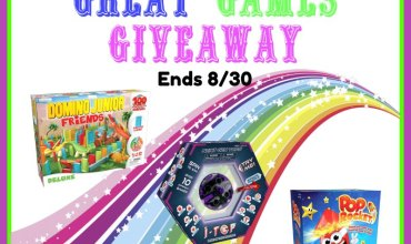 Goliath Great Games Giveaway Ends 8/30
