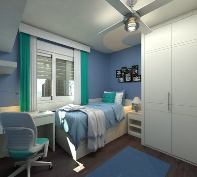 How to Turn a Kid's Bedroom into a Teenager's Bedroom