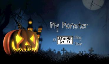 Lil' Monsters Sewing Blog Tour by Simply by Ti