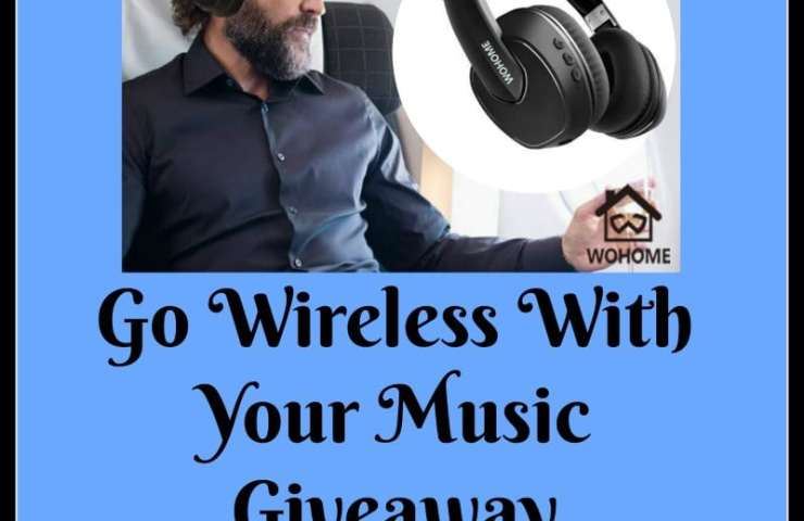 Go Wireless With Your Music Giveaway Ends 10/16