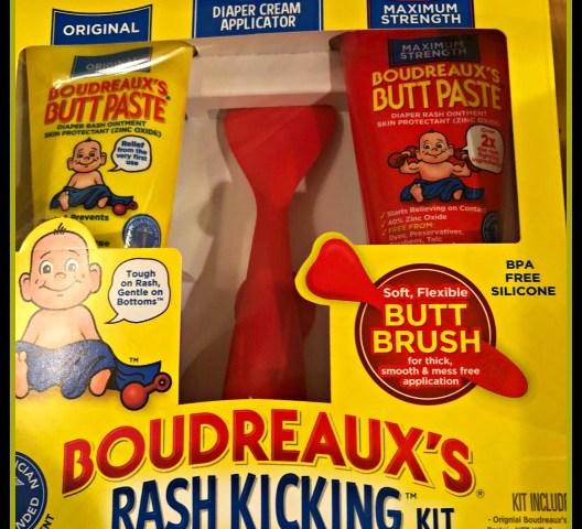 Boudreaux's Butt Paste® Rash Kicking Kit™