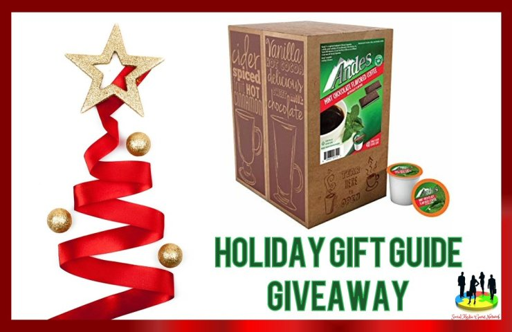 Andes Mint Chocolate Coffee 2018 Holiday Gift Guide Giveaway ends 12/15