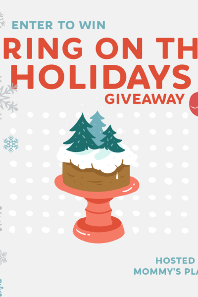 Bring on the Holidays PRIZES Giveaway