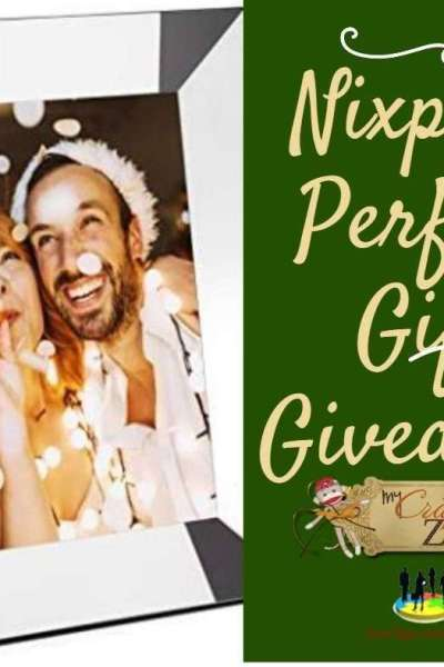 Nixplay Perfect Gift Giveaway