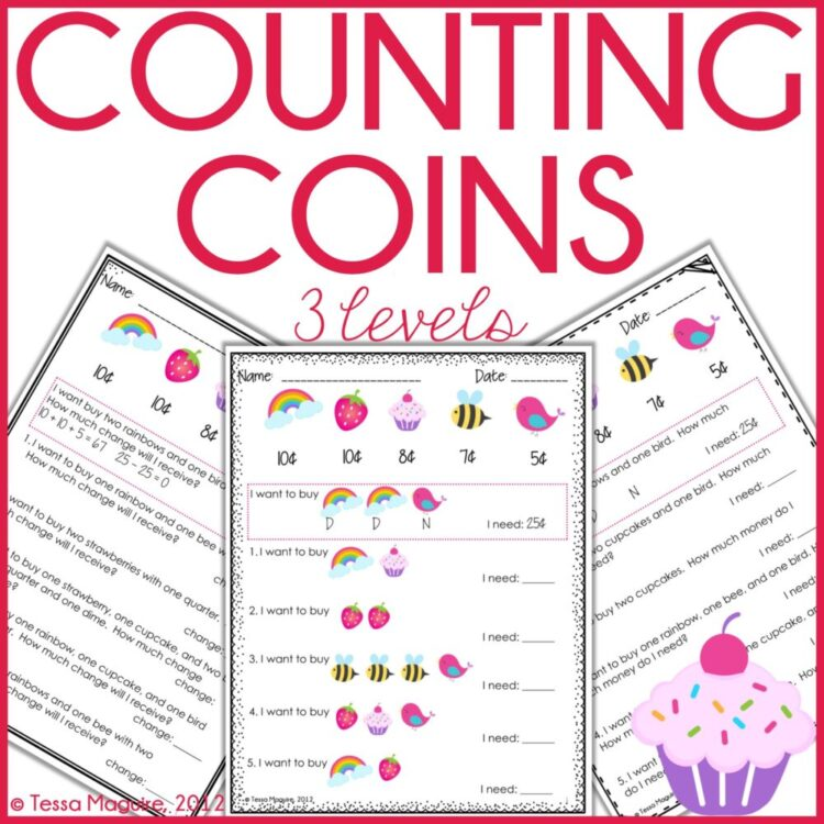 - Counting Coins Worksheets Tales From Outside The Classroom